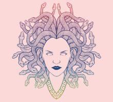 Medusa (colors) Baby Tee