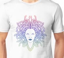 Medusa (colors) Unisex T-Shirt