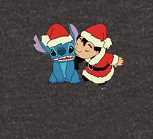 Christmas Lilo  and Stitch Unisex T-Shirt