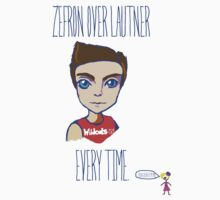 Zefron over Lautner by JoeysCrookedJaw