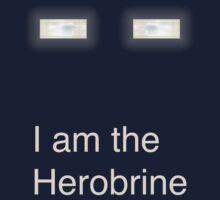 I am the Herobrine Kids Clothes