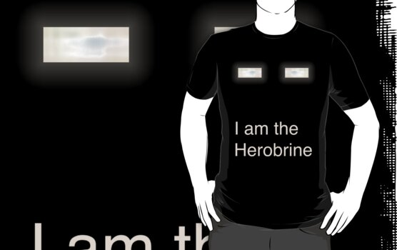 I am the Herobrine by vssff