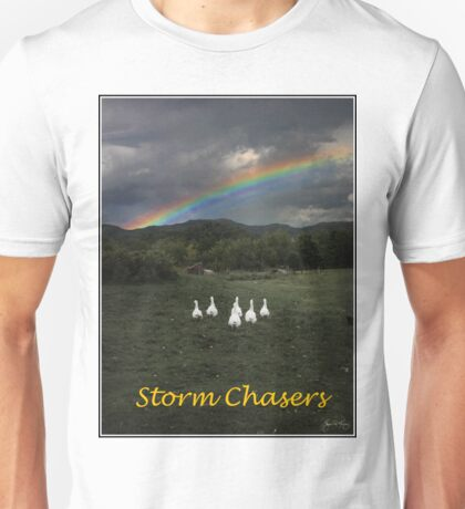 Storm Chasers T-SHIRT Unisex T-Shirt