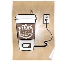 Time to Recharge Poster