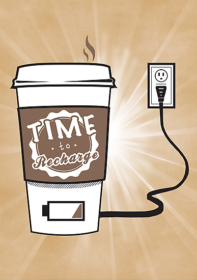 Time to Recharge by thehookshot