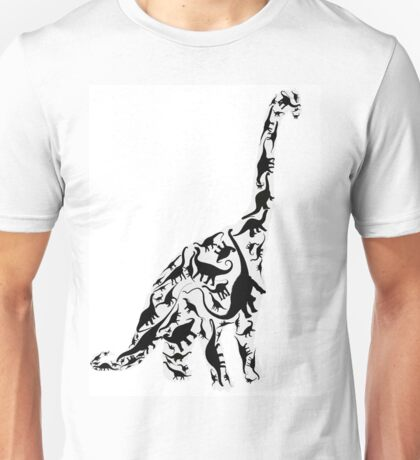 Sauropod 2 Unisex T-Shirt