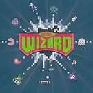 Retro Wizard by thehookshot