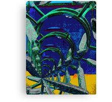 The Time Tunnel Canvas Print