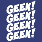 Geek! by GerbArt