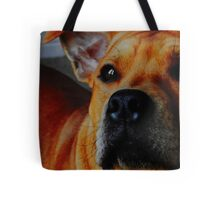 Staffordshire Bull Terrier. Tote Bag
