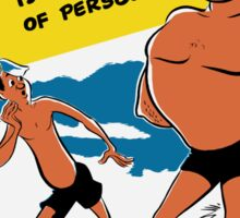 Tuberculosis Is No Respecter Of Persons Sticker