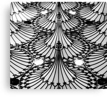 Inverted Ceiling Canvas Print