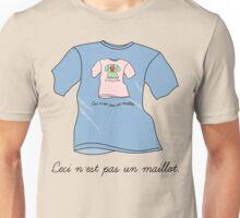 La trahison des maillots Unisex T-Shirt