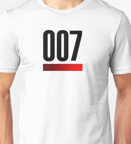 Grey's Anatomy - 007 Unisex T-Shirt
