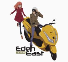 Eden of the East V2 by aniplexx