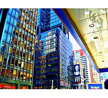 The Geometry Of NYC Photographic Print