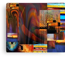 Party of Six... Canvas Print