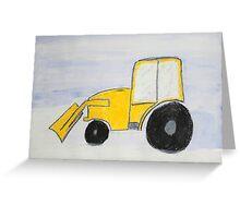 Children's art Greeting Card