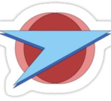 Blake's 7 - Federation Symbol (Pocket Version) Sticker