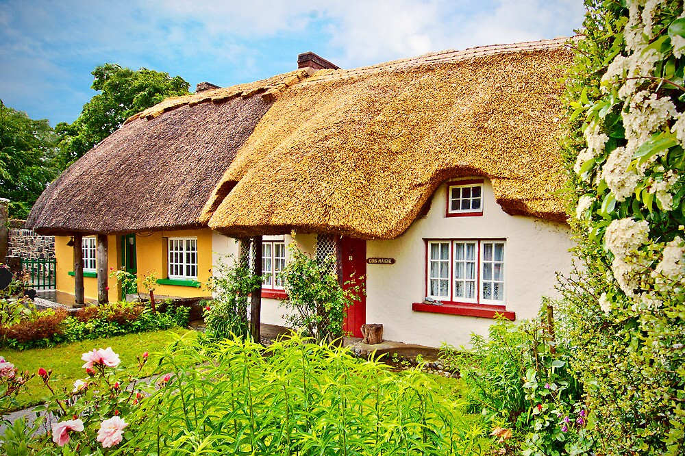 Cottage at Adare by Yukondick
