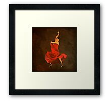 Spanish nights Framed Print