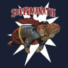 Supermanatee SALE! by jomiha