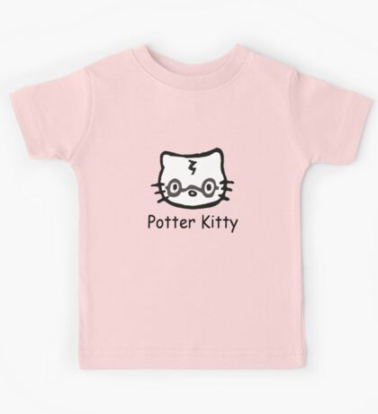 Potter Kitty Kids Tee