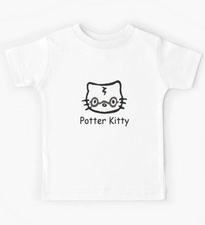 Potter Kitty Kids Tee