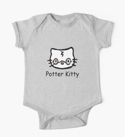 Potter Kitty One Piece - Short Sleeve