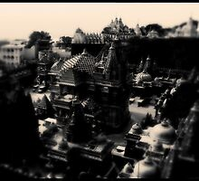 Ancient India by LuckyJoe