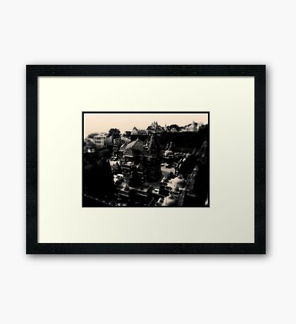 Ancient India Framed Print
