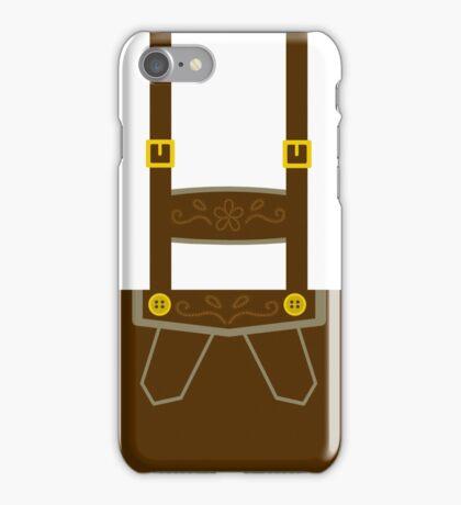 Lederhosen iPhone Case/Skin