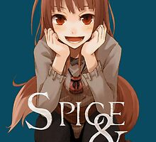 Spice and Wolf V1 by aniplexx