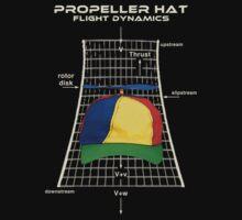 Propeller Hat Flight Dynamics by GUS3141592