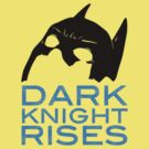Dark Knight Rises by CaptainBaloney