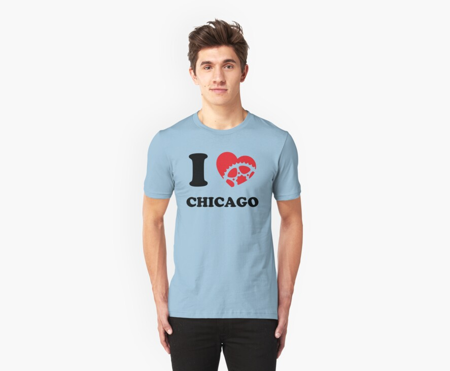 I Ride Chicago by hmx23