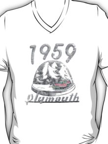 1959 Plymouth Snow Dome T-Shirt