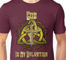 God Is My Salvation Unisex T-Shirt