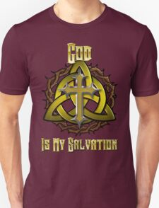 God Is My Salvation T-Shirt