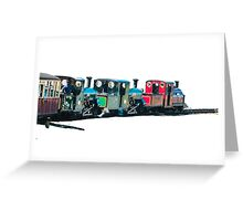 The Snowdonian by whacky Greeting Card