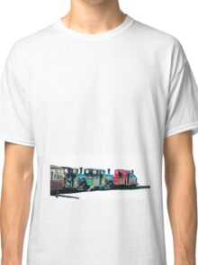 The Snowdonian by whacky Classic T-Shirt