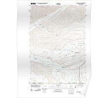 USGS Topo Map Washington State WA College Place 20110914 TM Poster