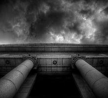 Overcast Justice by Bob Larson