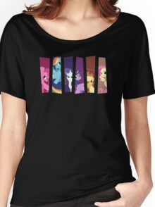 My Little Pony: Choose Your Hero 2 Women's Relaxed Fit T-Shirt