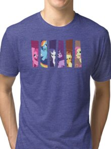 My Little Pony: Choose Your Hero 2 Tri-blend T-Shirt