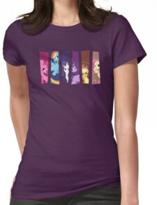 My Little Pony: Choose Your Hero 2 Womens Fitted T-Shirt