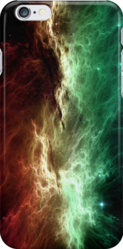 Deep Space iPhone & iPod Case by Krystle
