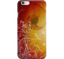 Nautilus Mystery iPhone Case/Skin