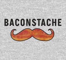 Baconstache Kids Clothes