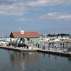 Racine Harbor by Monnie Ryan